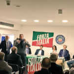 In vista delle elezioni il senatore Ceroni scalda gli animi dei simpatizzanti di Forza Italia
