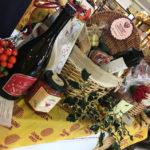 Al mercato di Ancona arrivano i cesti con i prodotti delle zone terremotate