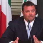 """""""Anch'io combatto la bestia. Vinceremo"""". Il consigliere regionale Mirco Carloni annuncia di essere positivo"""