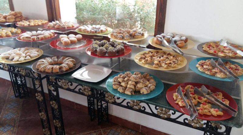 Le eccellenze della cucina italiana e marchigiana a tavola anche in Egitto grazie a Paolo Cocciolone