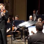 Stefan Milenkovich, uno dei più grandi violinisti del mondo, entusiasma il pubblico del teatro Rossini di Pesaro
