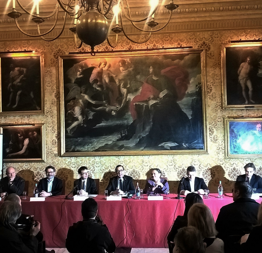 La Pala Gozzi del Tiziano al centro del primo appuntamento natalizio con l'arte di Palazzo Marino, a Milano