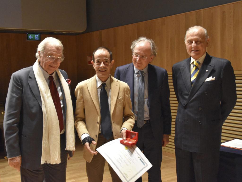 Consegnati a Tolentino i premi Golden Media Marche