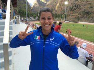ATLETICA/ Per Enrica Cipolloni ritorno vincente al Palaindoor di Ancona