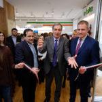 Estra Prometeo ha inaugurato il nuovo store nel cuore di Ancona