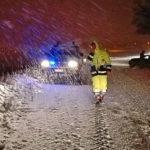 Per fronteggiare l'emergenza neve e ghiaccio attivati in tutta la regione 112 Centri operativi comunali