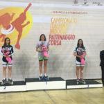 """Le """"americane"""" chiudono a Pesaro i campionati italiani indoor di pattinaggio corsa"""