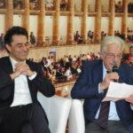 Le Marche,bellezza infinita: Giancarlo Giannini protagonista alla Bit di Milano della nuova campagna promozionale