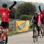 Raccio e Marcozzi protagonisti indiscussi della Fertesino Marche Uisp Cup
