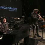 Il cantautore abruzzese Mimmo Locasciulli incanta Musicultura