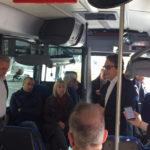Ami ha presentato i primi 2 autobus dei 30 previsti nel biennio