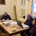 Pesaro, una grande serata al centro culturale di Santa Maria delle Grazie con Montanari, Fossa e Rossini