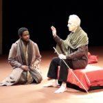 Battlefield diretto da Peter Brook ha chiuso a Pesaro la splendida stagione di prosa del Teatro Rossini
