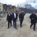 Nelle aree terremotate delle Marche sono state già rimosse 360mila tonnellate di macerie