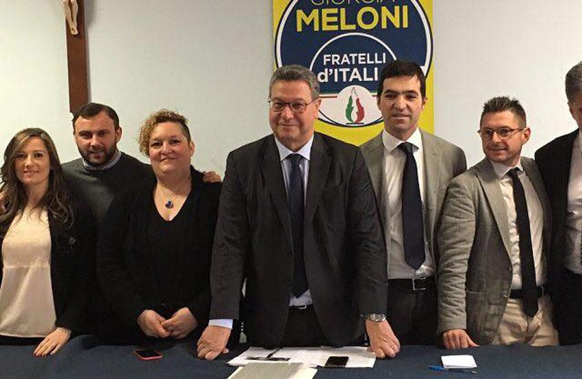 Carlo ciccioli fratelli d italia molto soddisfatta del for Quanti deputati e senatori