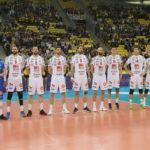 Playoffs Champions, una Lube di carattere vince in rimonta (2-3) a Lodz