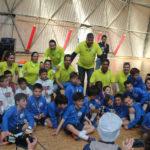 """Allo Stadio Giuliani di Torrette torna l'appuntamento con la seconda edizione del """"Football Day"""""""