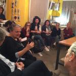 Ad Ancona si vuole continuare a valorizzare il centro storico, Valeria Mancinelli ha incontrato i commercianti di via degli Orefici
