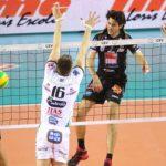 Playoffs 6, è della Lube il primo derby di Champions con Trento (3-1)