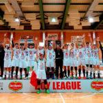 Nella Boy League la Lube è Campione d'Italia per la quarta volta