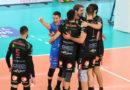 La Lube vince a Trento (2-3) e vola ancora in F4 di Champions League