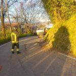 Fuga di gas a Varano, bloccata la strada provinciale del Conero