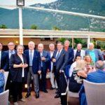 Duecento soci hanno festeggiato il Trentennale del Club Amici del Mare