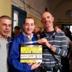 L'attore pesarese Massimo Fradelloni fra i protagonisti del nuovo film di Pupi Avanti in onda martedì su RaiUno