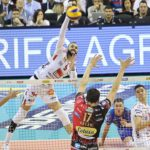 Lo Scudetto del volley è del Perugia, alla Lube non riesce il colpo in Gara 5 (3-0)