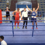 A Diego Vergoni del Boxing Club Pesaro il titolo italiano universitari elite