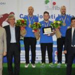 Chiusi a Morrovalle i Campionati Italiani assoluti di bocce