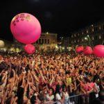 """In 70mila a """"La 1/2 Notte Bianca dei Bambini"""" di Pesaro"""