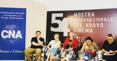 Pesaro, stanziati 434 milioni di euro dalla nuova legge sul cinema