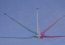 Con le Frecce Tricolori l'estate pesarese è partita alla grande