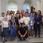 Alternanza scuola-lavoro, conclusa l'esperienza in Consiglio regionale per gli studenti di Rinaldini, Savoia e Medi