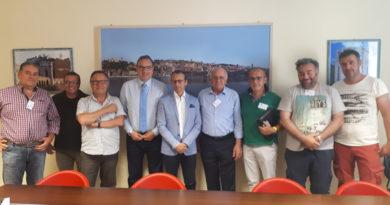 """""""Bene al porto di Ancona la razionalizzazione delle aree di sosta dei Tir"""""""