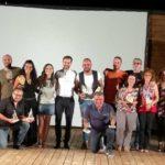 Il Premio La Guglia d'Oro a La Bottega de le Ombre di Macerata