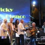 Sorprendente successo dell'Ancona Beat Festival al porto antico di Ancona con il concerto di Ricky Gianco