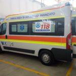 Una nuova ambulanza entra in servizio a Fabriano per le emergenze
