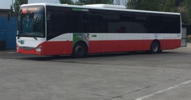 La Conerobus si rinnova, sono arrivati i primi autobus euro 6