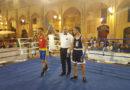 La grande boxe è tornata in Piazza del Popolo, a Fermo, con dodici matches e tanto spettacolo