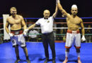 Alexander Ramo vince tra gli applausi in una Montecchio vestita a festa per una serata dedicata alla bella boxe