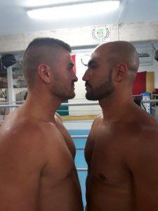 Il match fra i pesi massimi professionisti Ramo Alexander e Ovidiu Enache al centro della serata pugilistica di Vallefoglia