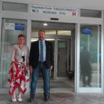 """Sanità, Romagnoli (M5S): """"L'Ospedale di Fabriano è una struttura sanitaria strategica per il territorio. Il Governatore Ceriscioli si impegni a potenziarla"""""""