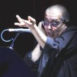 Sabato Luca Violini recita Odisseo nella surreale cornice di Elcito