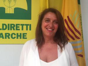 Giuliana Giacinti alla guida di Terranostra Marche