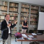 All'Archivio di Stato di Ancona presentato il libro sulla locale Casa del mutilato