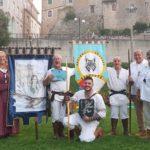 Gli Arcieri Storici Turma Lyncis Arcieria di Belforte del Chienti campioni regionali al Torneo della Marca