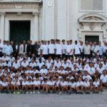 """Monsignor Dal Cin agli sportivi: """"Vivete lo sport come una famiglia umana"""""""