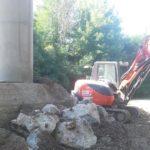 Messo in sicurezza il Ponte di Montelabbate